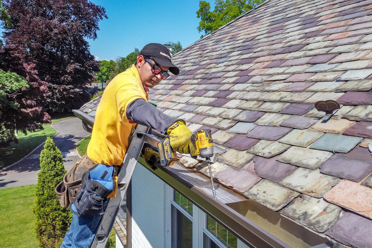 Gutter Bros LLC Gutter Installation Service Stamford CT (203) 316-8526